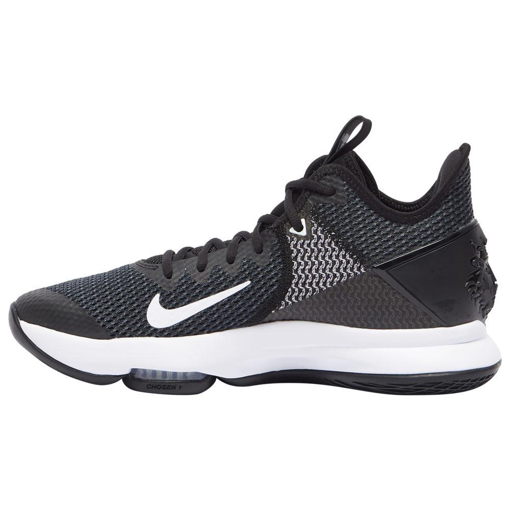ナイキ Nike メンズ バスケットボール シューズ・靴【LeBron Witness 4】Lebron James Black/White/Photo Blue