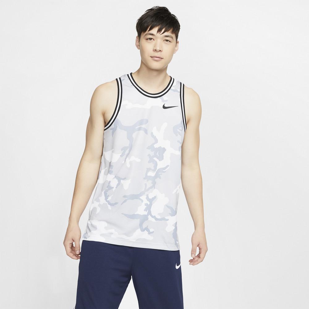 ナイキ Nike メンズ バスケットボール トップス【DNA Camo Jersey】Wolf Grey/Black