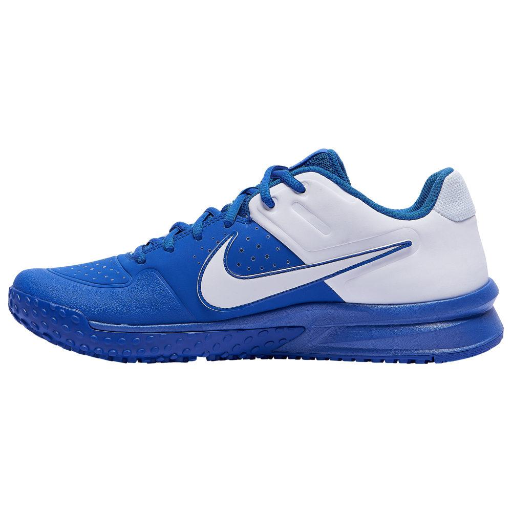 ナイキ Nike メンズ 野球 シューズ・靴【Alpha Huarache Varsity Turf】Game Royal/White