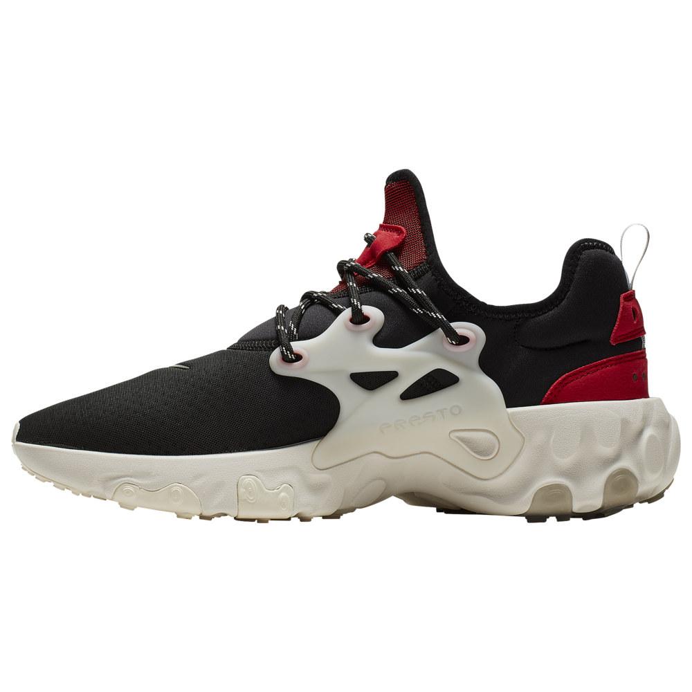ナイキ Nike メンズ ランニング・ウォーキング シューズ・靴【React Presto】Black/Phantom/University Red
