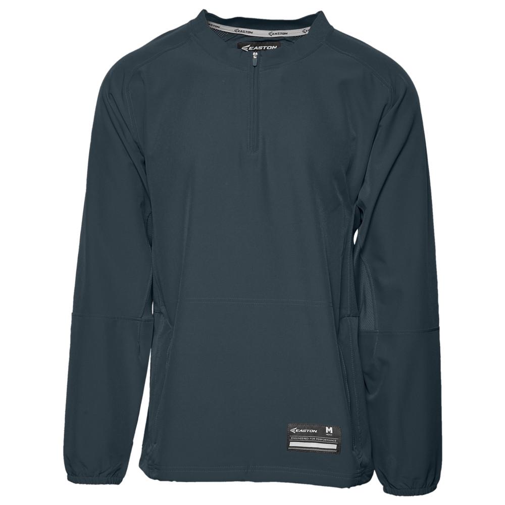 イーストン Easton メンズ 野球 ジャケット アウター【Fuze Jacket】Charcoal