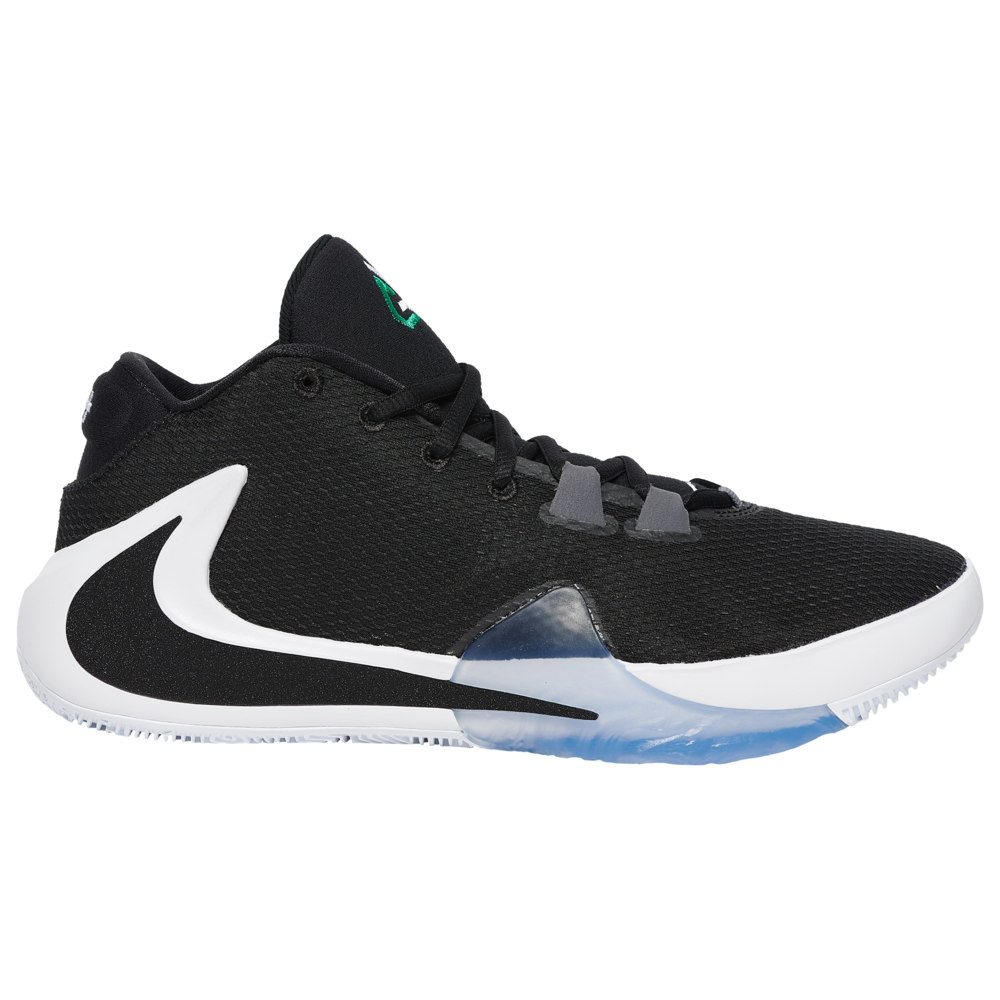 ナイキ Nike メンズ バスケットボール シューズ・靴【Zoom Freak 1】Giannis Antetokounmpo Black/White/Lucid Green