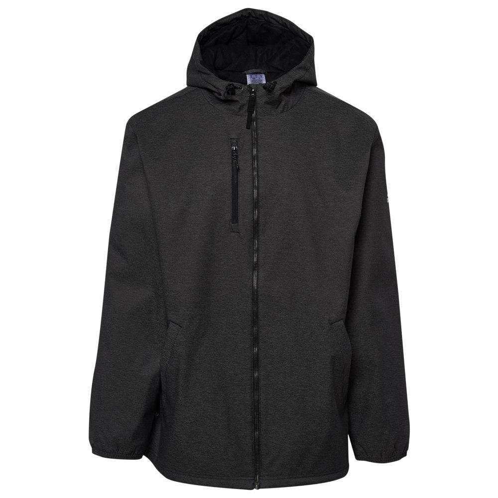 アディダス adidas メンズ フィットネス・トレーニング ジャケット アウター【Team Game Built Heavyweight Jacket】Black Non-Solid