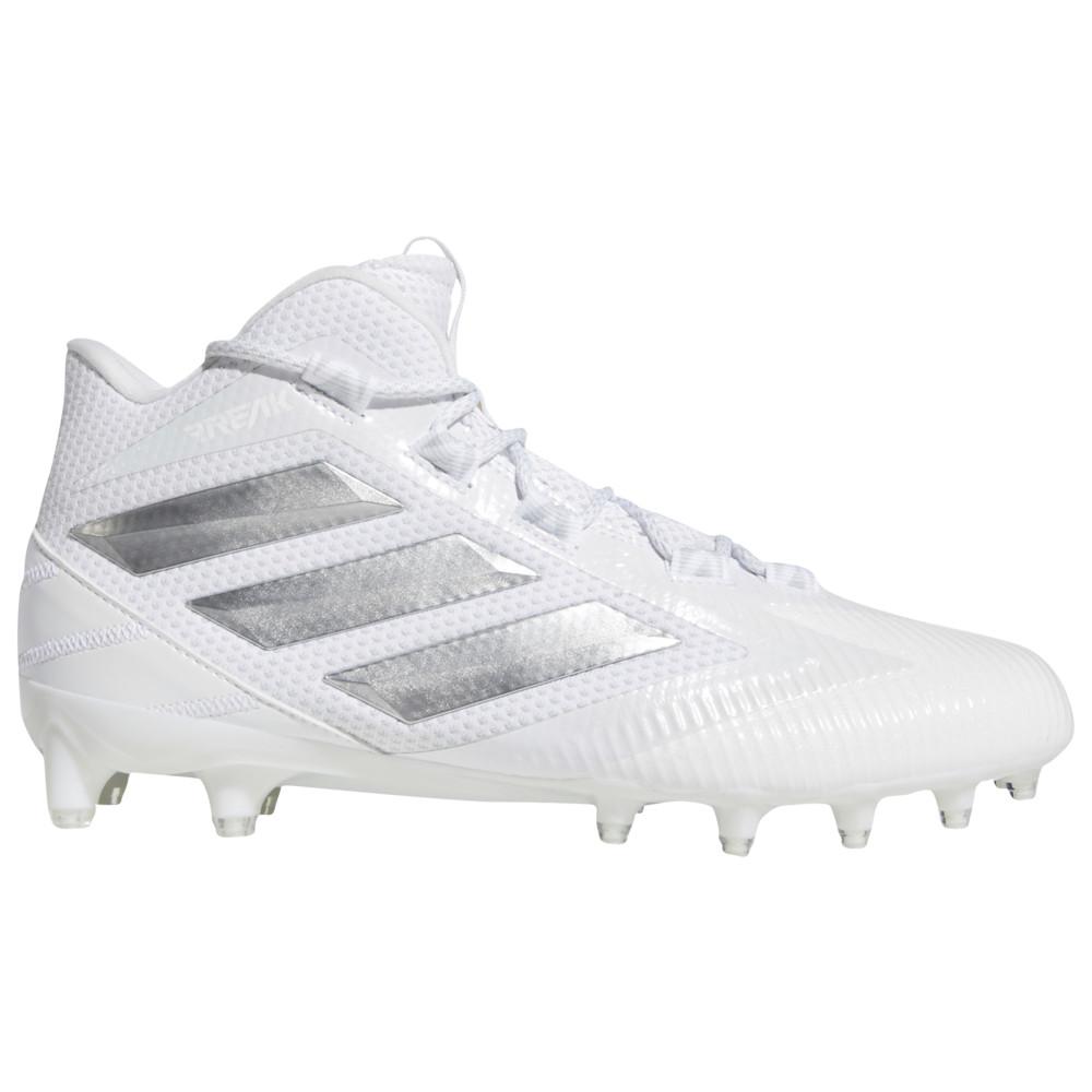 アディダス adidas メンズ アメリカンフットボール シューズ・靴【Freak Carbon】White/Silver/White