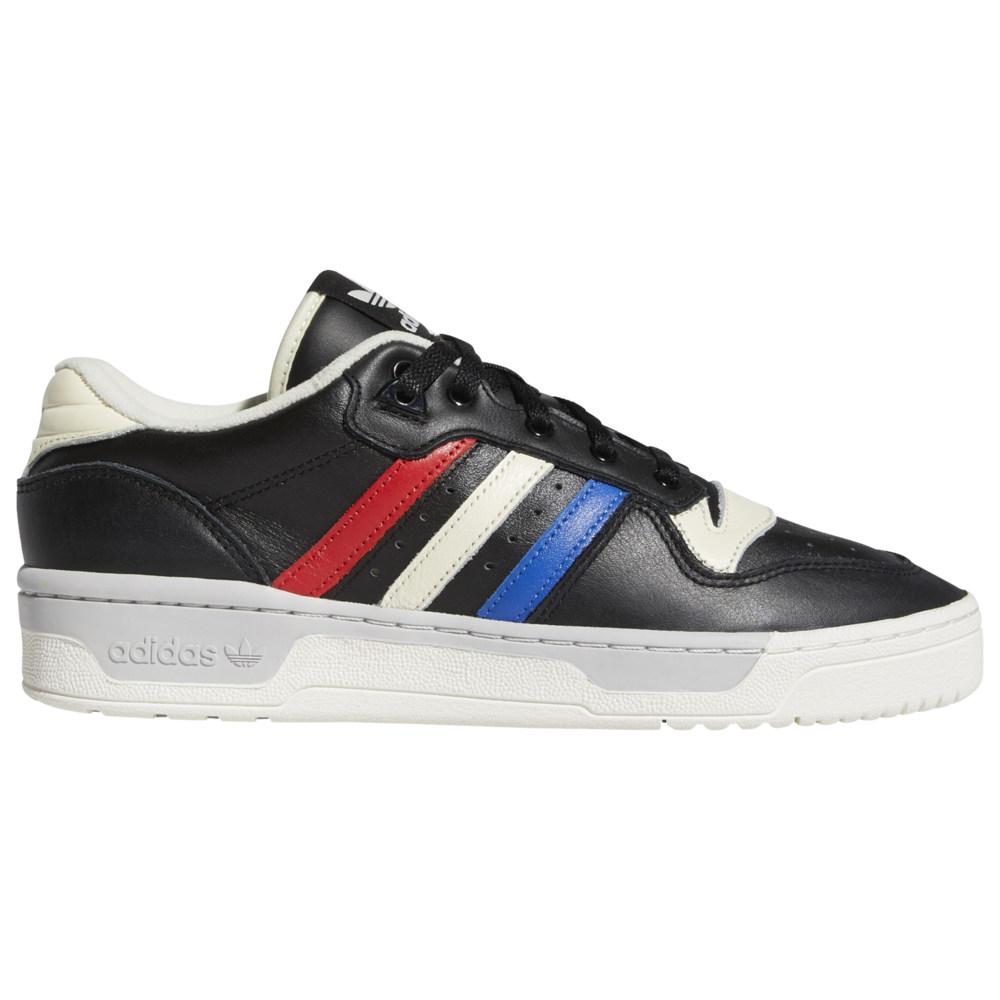 アディダス adidas Originals メンズ バスケットボール シューズ・靴【Rivalry Low】Black/White/Cream White