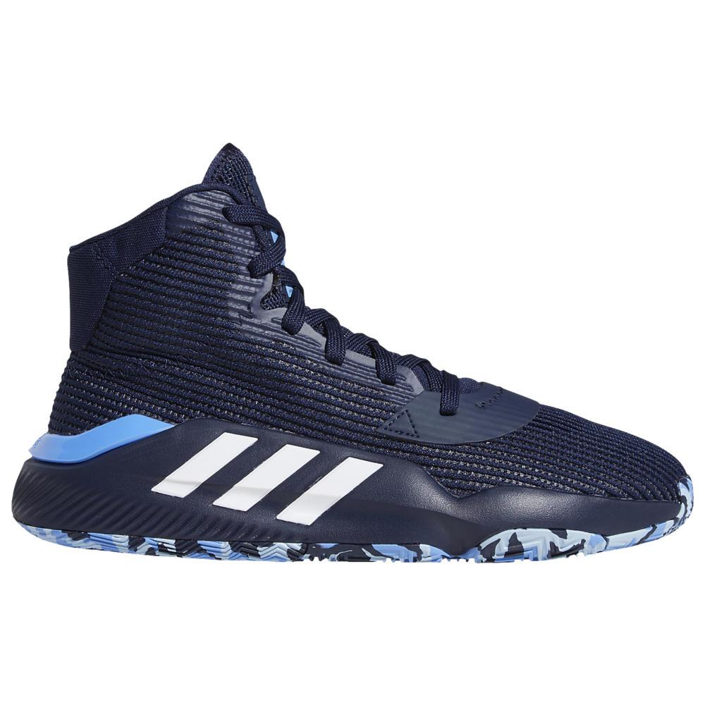 アディダス adidas メンズ バスケットボール シューズ・靴【Pro Bounce Mid】Collegiate Navy/White/Real Blue