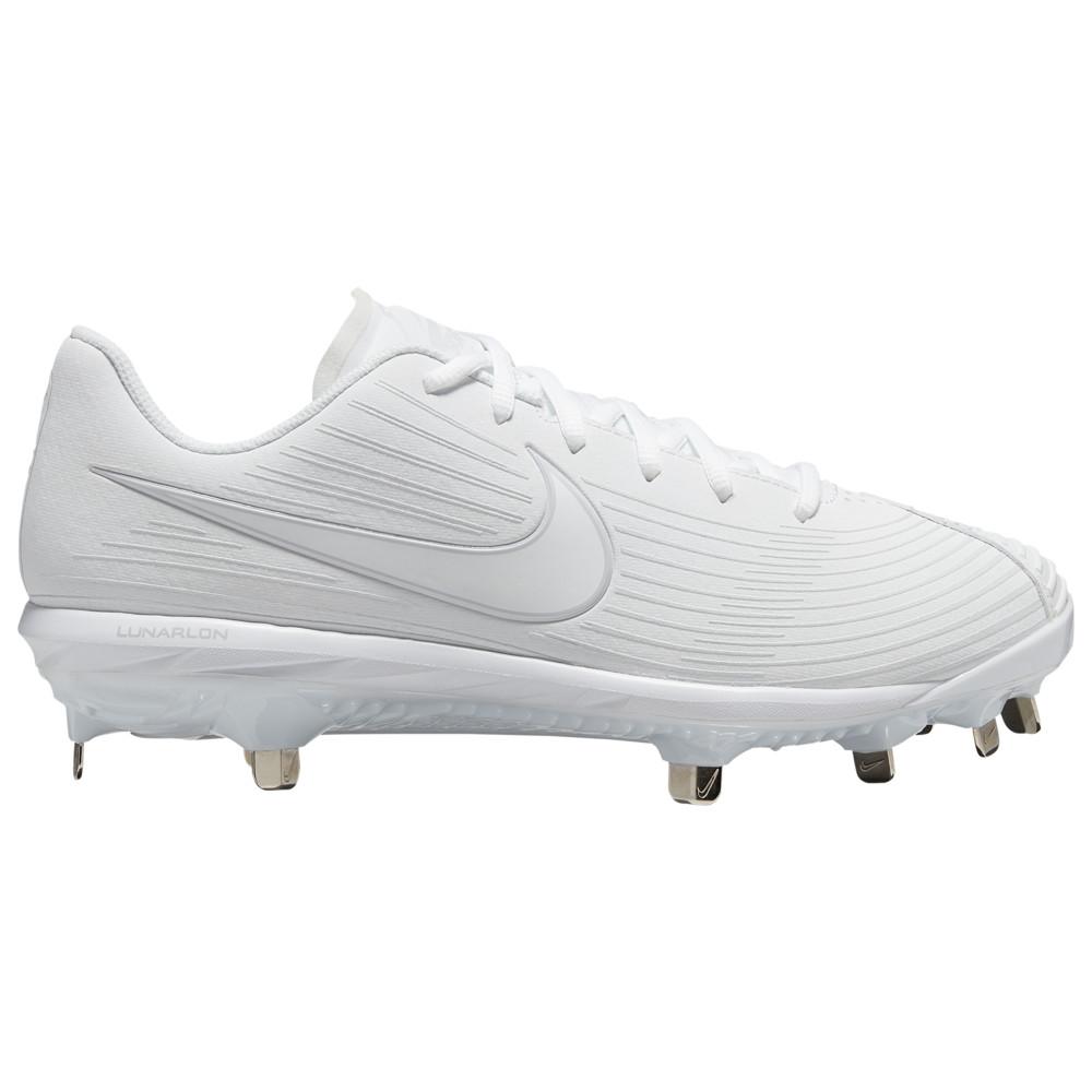 ナイキ Nike レディース 野球 シューズ・靴【Lunar Hyperdiamond 3 Pro】White/White/Pure Platinum