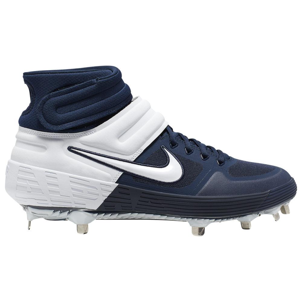 ナイキ Nike メンズ 野球 シューズ・靴【Alpha Huarache Elite 2 Mid】College Navy/White/Racer Blue