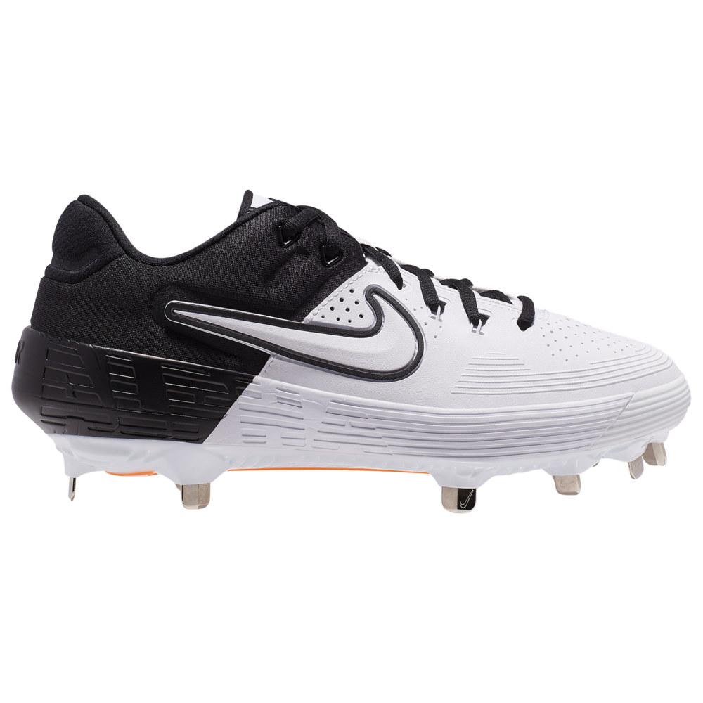 ナイキ Nike レディース 野球 シューズ・靴【Zoom Hyperdiamond 3 Elite】Black/White/Total Orange