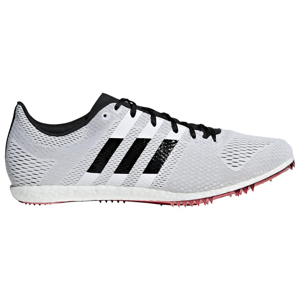 アディダス adidas メンズ 陸上 シューズ・靴【adiZero Avanti】White/Core Black/Shock Red