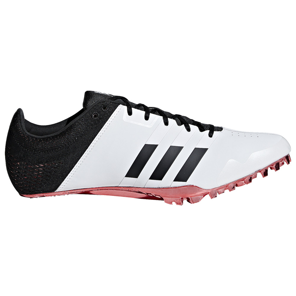 アディダス adidas メンズ 陸上 シューズ・靴【adiZero Prime Finesse】White/Core Black/Shock Red