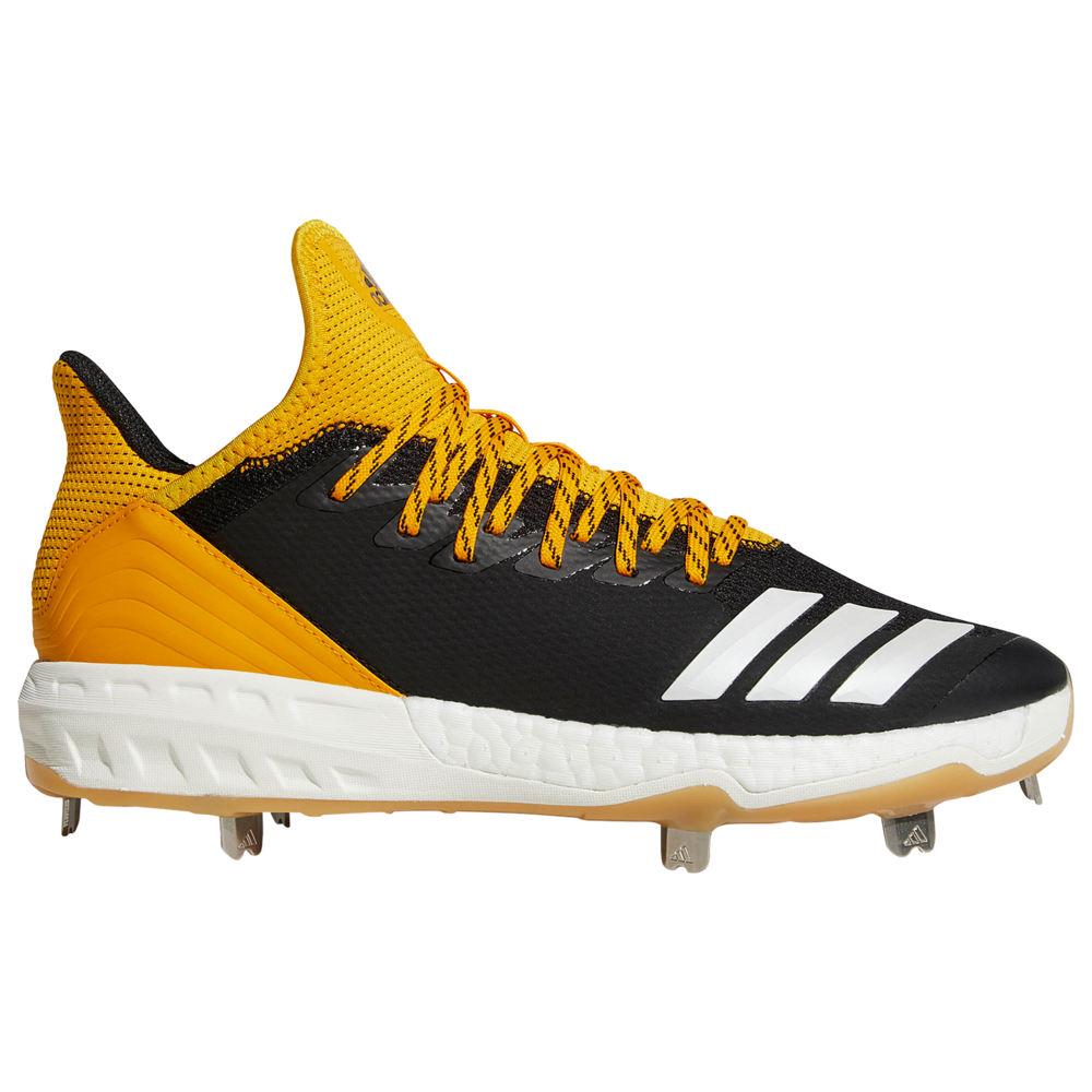 アディダス adidas メンズ 野球 シューズ・靴【Boost Icon 4 Gum】Black/Collegiate Gold