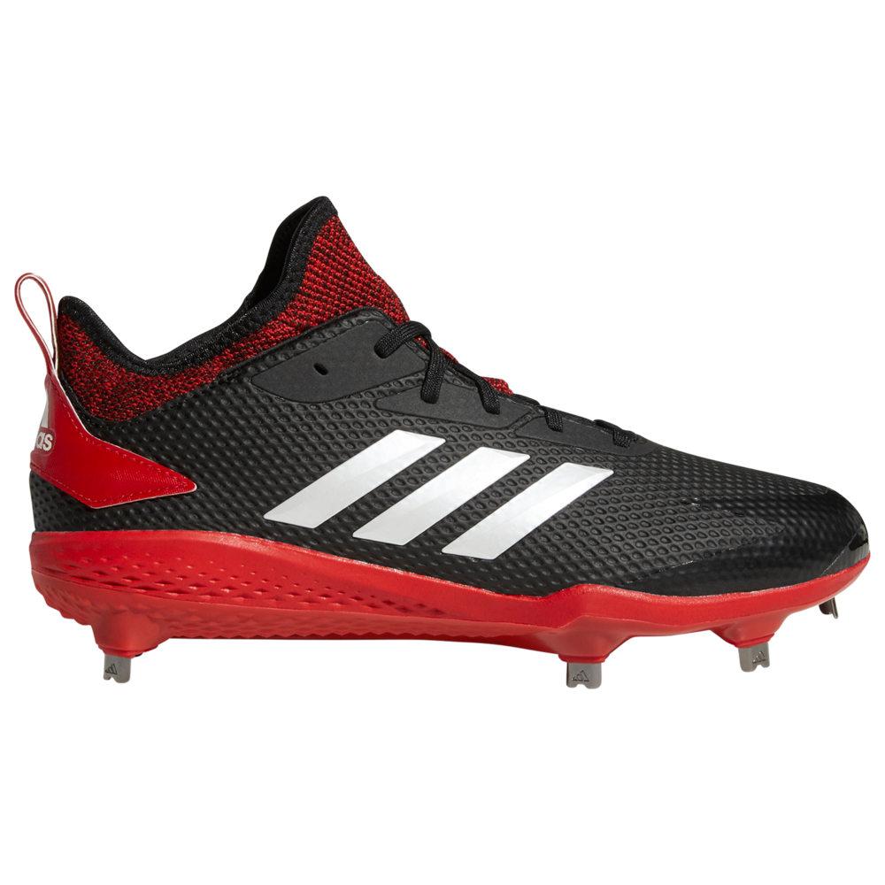 アディダス adidas メンズ 野球 シューズ・靴【adiZERO Afterburner V】Black/Red