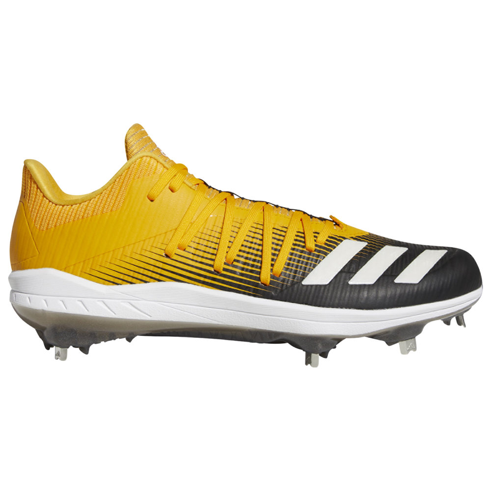 アディダス adidas メンズ 野球 シューズ・靴【adiZERO Afterburner 6】Collegiate Gold/White/Black