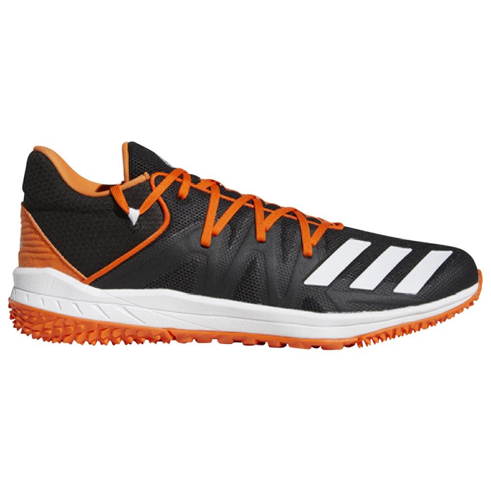 アディダス adidas メンズ 野球 シューズ・靴【Speed Turf】Black/White/Orange