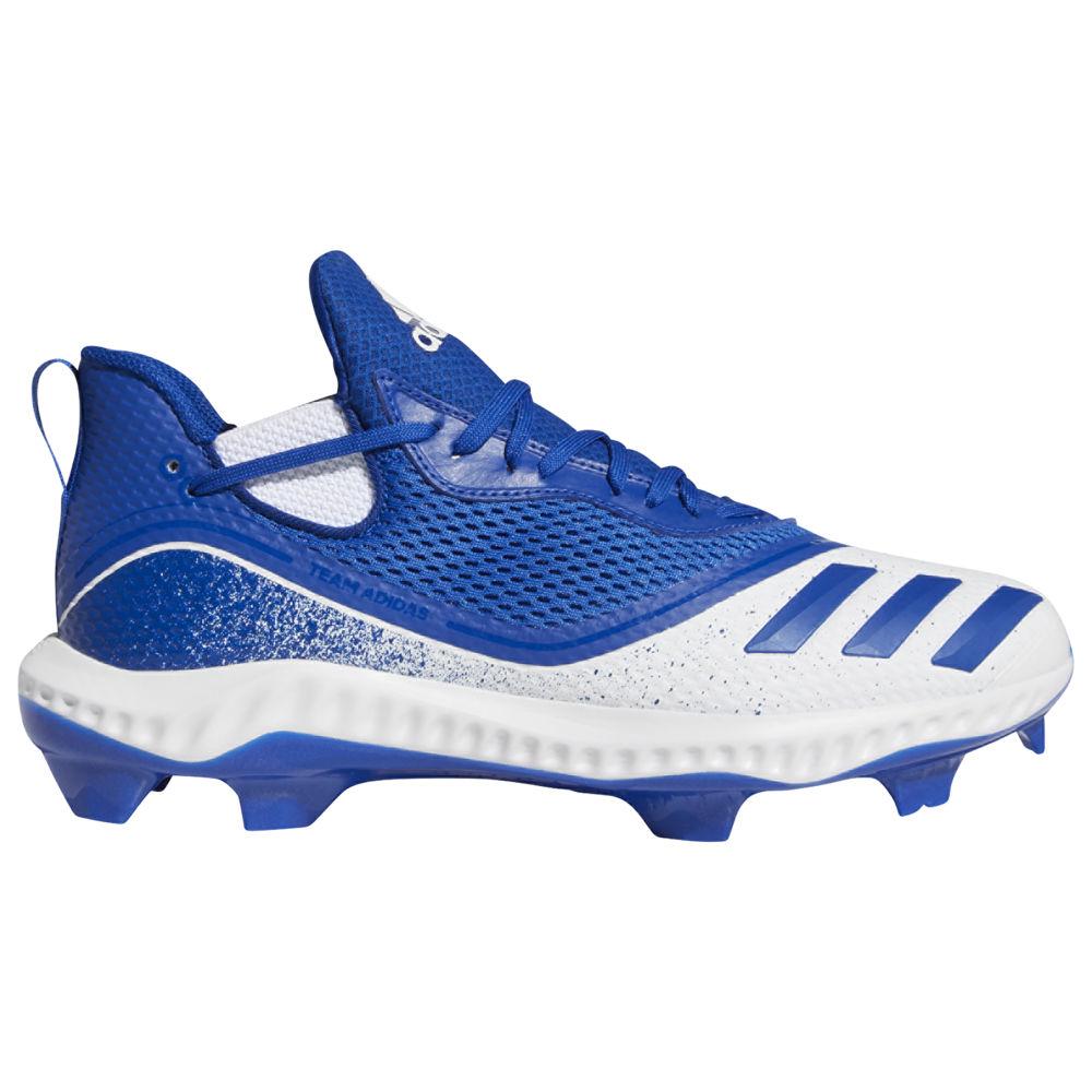 アディダス adidas メンズ 野球 シューズ・靴【Icon V Bounce TPU】Collegiate Royal/Collegiate Royal/White