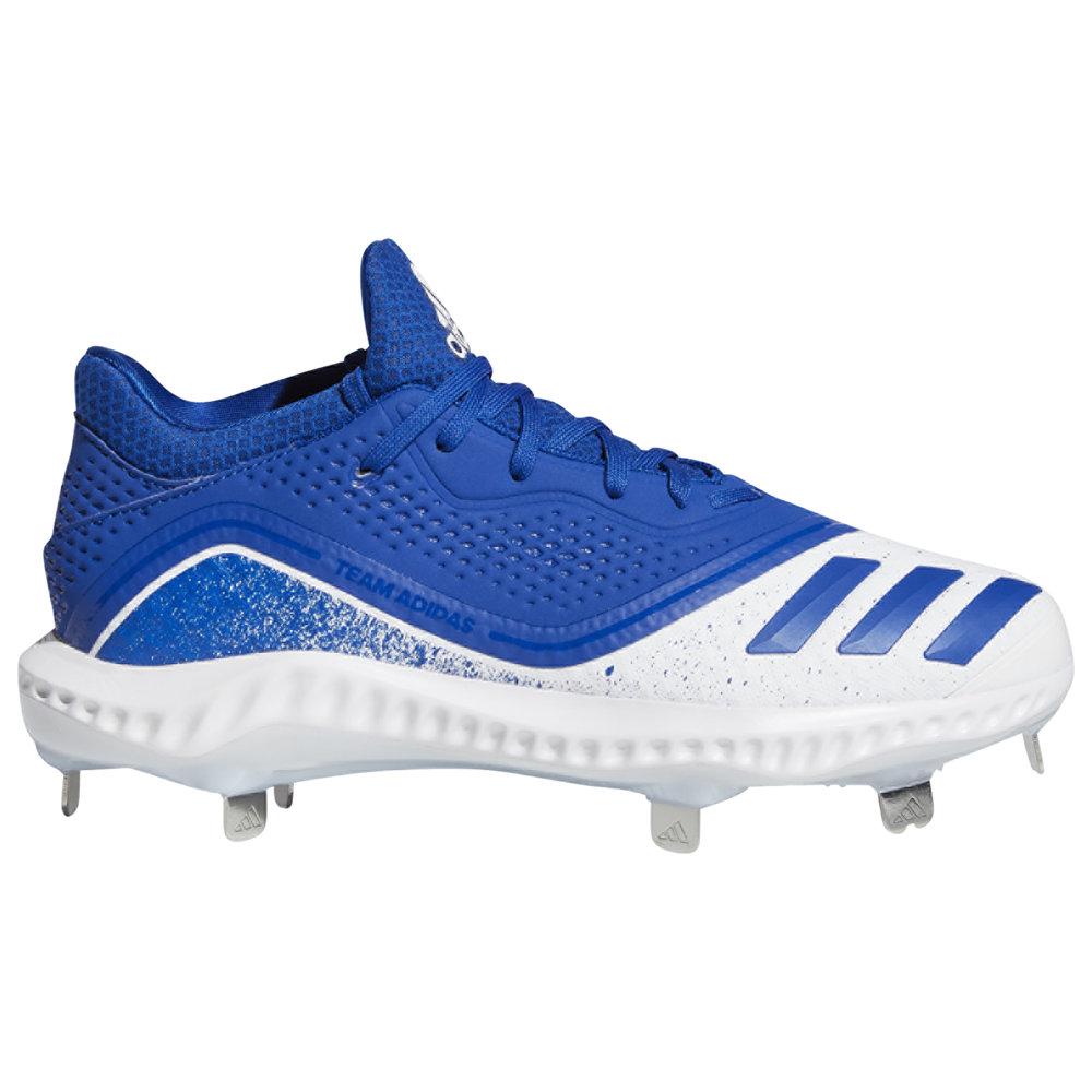 アディダス adidas レディース 野球 シューズ・靴【Icon V Bounce W Low】Collegiate Royal/White/Glow Blue