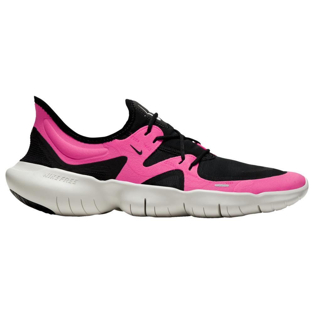 ナイキ Nike メンズ ランニング・ウォーキング シューズ・靴【Free RN 5.0】Pink Blast/Black/Platinum Tint Marathon Pack