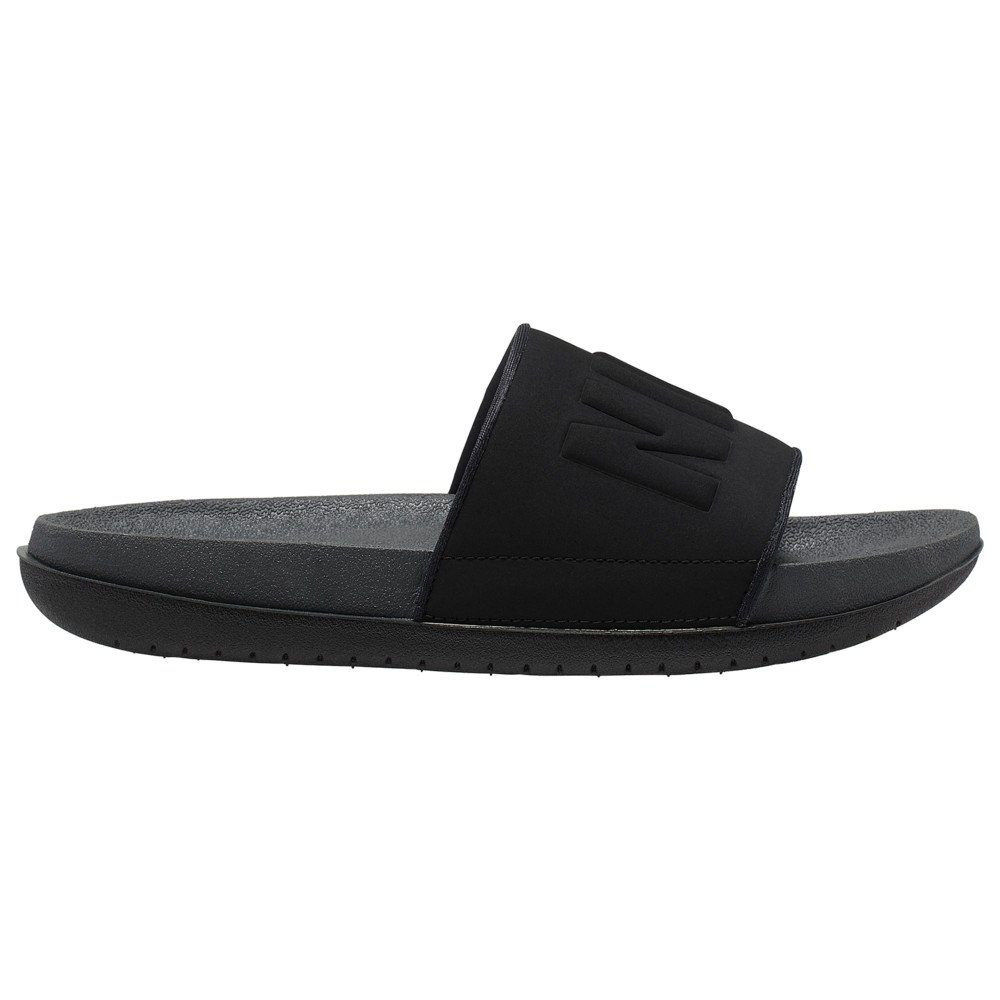 ナイキ Nike レディース バスケットボール シューズ・靴【Offcourt Slide】Antracite/Black/Black