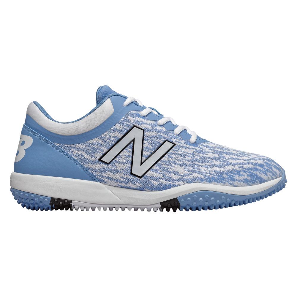 ニューバランス New Balance メンズ 野球 シューズ・靴【4040v5 Turf】Baby Blue/White