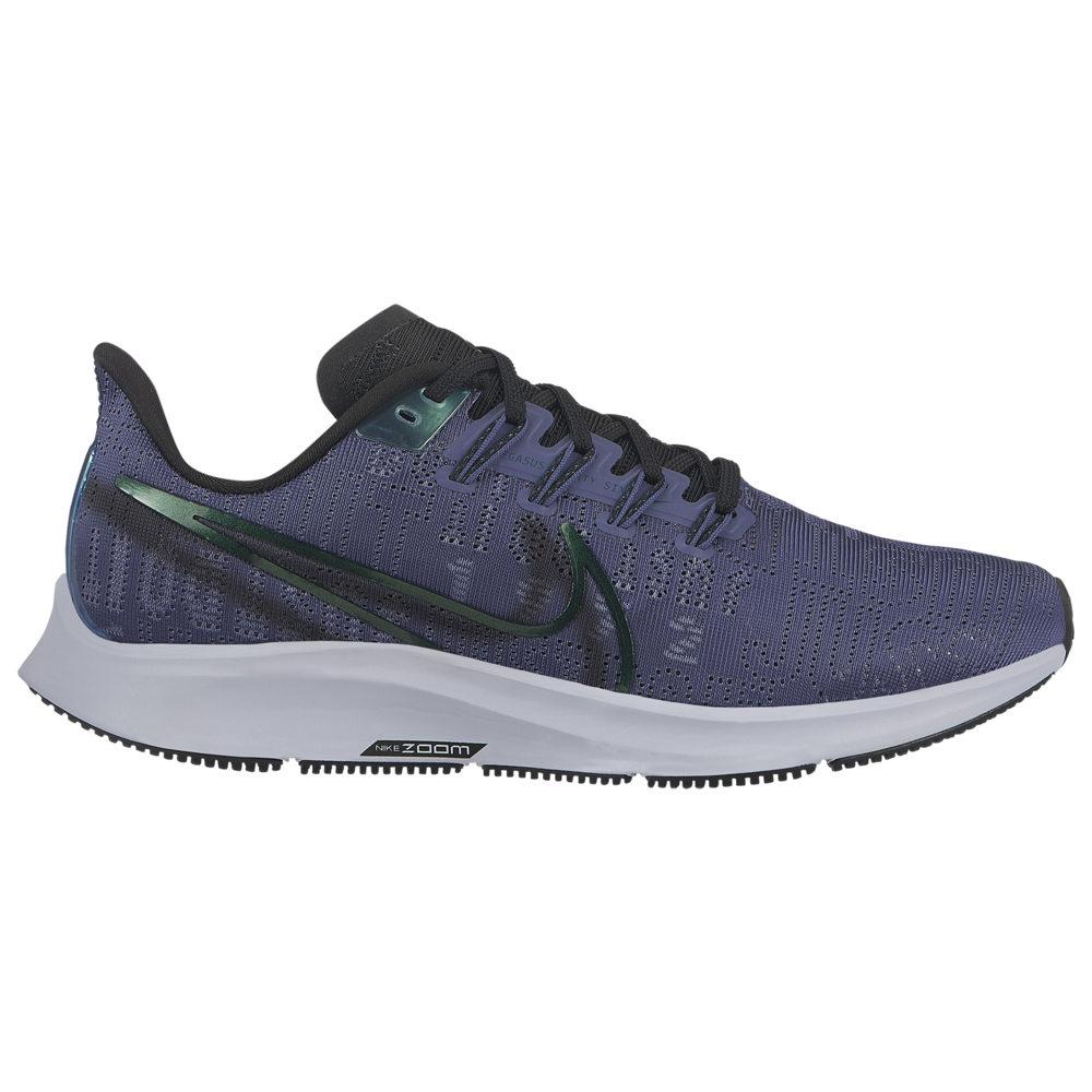 ナイキ Nike レディース ランニング・ウォーキング エアズーム シューズ・靴【Air Zoom Pegasus 36 Premium Rise】Sanded Purple/Black/Midnight Turq