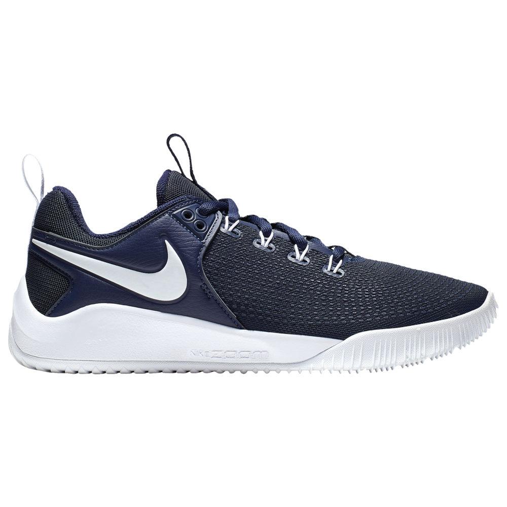 ナイキ Nike レディース バレーボール シューズ・靴【Zoom Hyperace 2】Midnight Navy/White/Midnight Navy