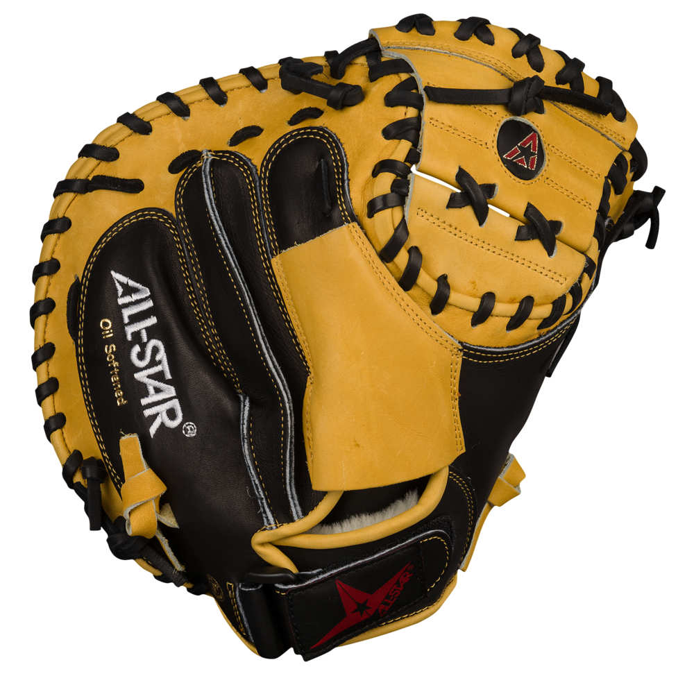 オールスター All Star ユニセックス 野球 キャッチャーミット グローブ【Pro-Advanced CM3100 Catcher's Mitt】
