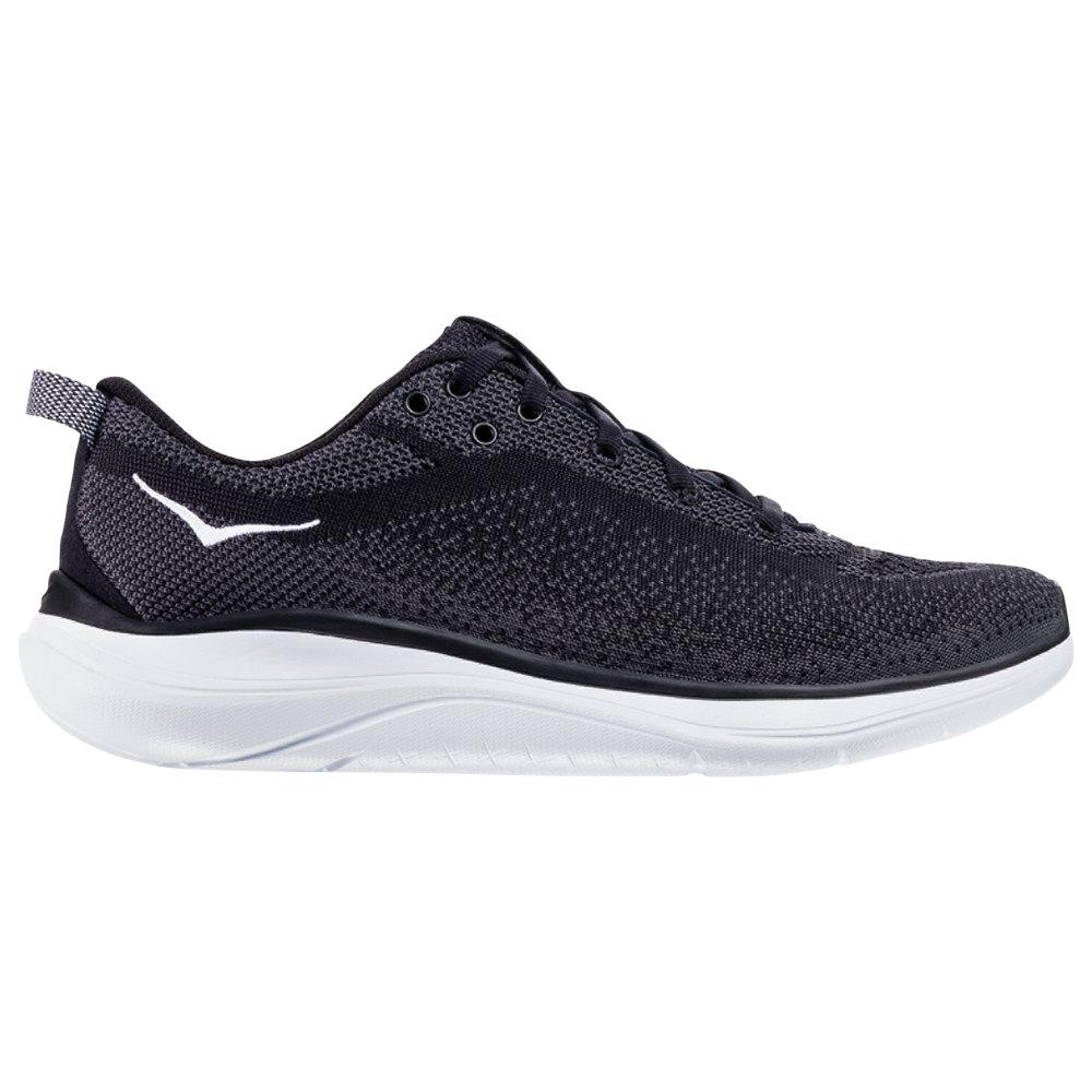 ホカ オネオネ HOKA ONE ONE メンズ ランニング・ウォーキング シューズ・靴【Hupana Flow】Black/White