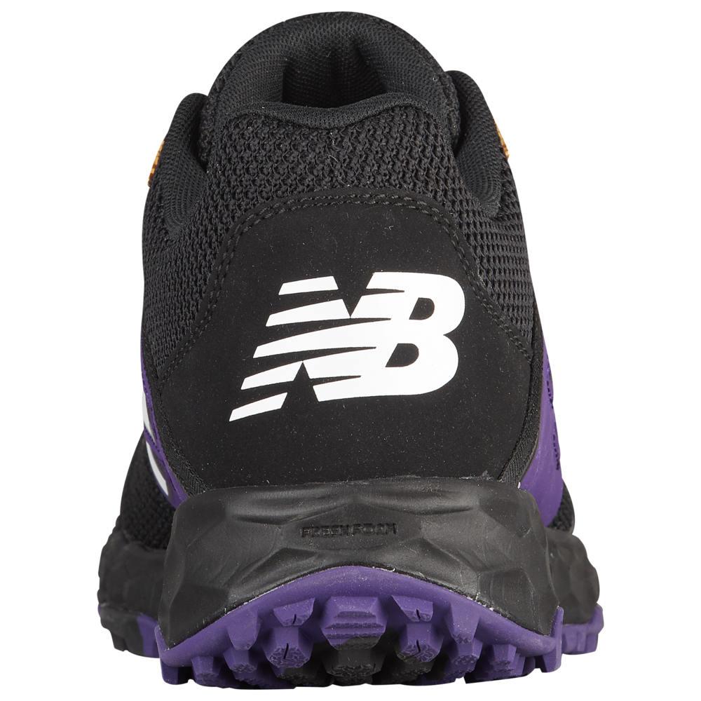 ニューバランス New Balance メンズ 野球 シューズ・靴【3000v4 Turf】Black/Purple