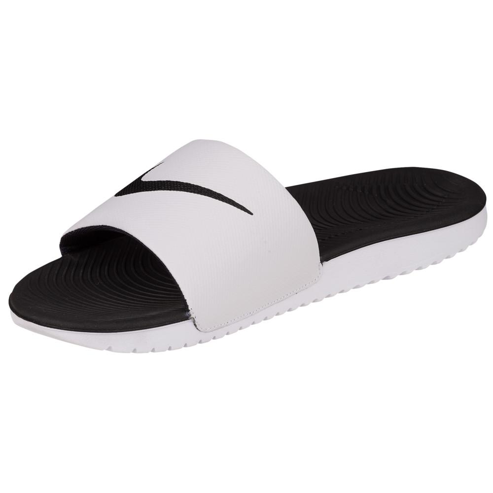 ナイキ Nike メンズ サンダル シューズ・靴【Kawa Slide】White/Black