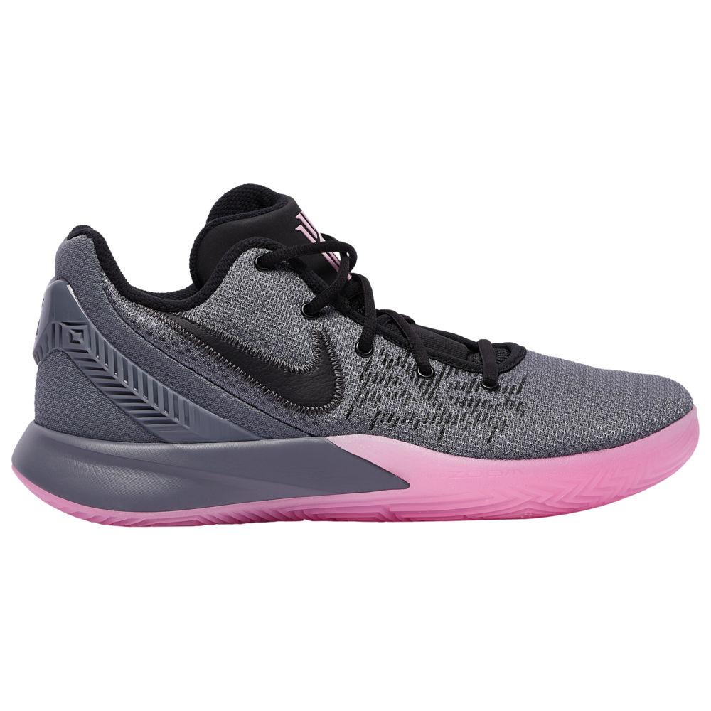 ナイキ Nike メンズ バスケットボール シューズ・靴【Kyrie Flytrap 2】Kyrie Irving Cool Grey/Black/Pink Foam