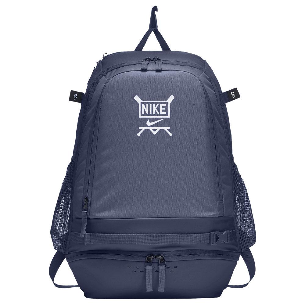 ナイキ Nike ユニセックス 野球 バックパック【Vapor Select Backpack】Midnight Navy/White