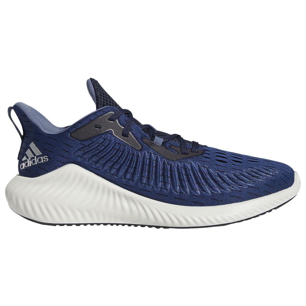 アディダス adidas メンズ ランニング・ウォーキング シューズ・靴【Alphabounce + Run】Collegiate Navy/Silver Metallic/Tech Ink
