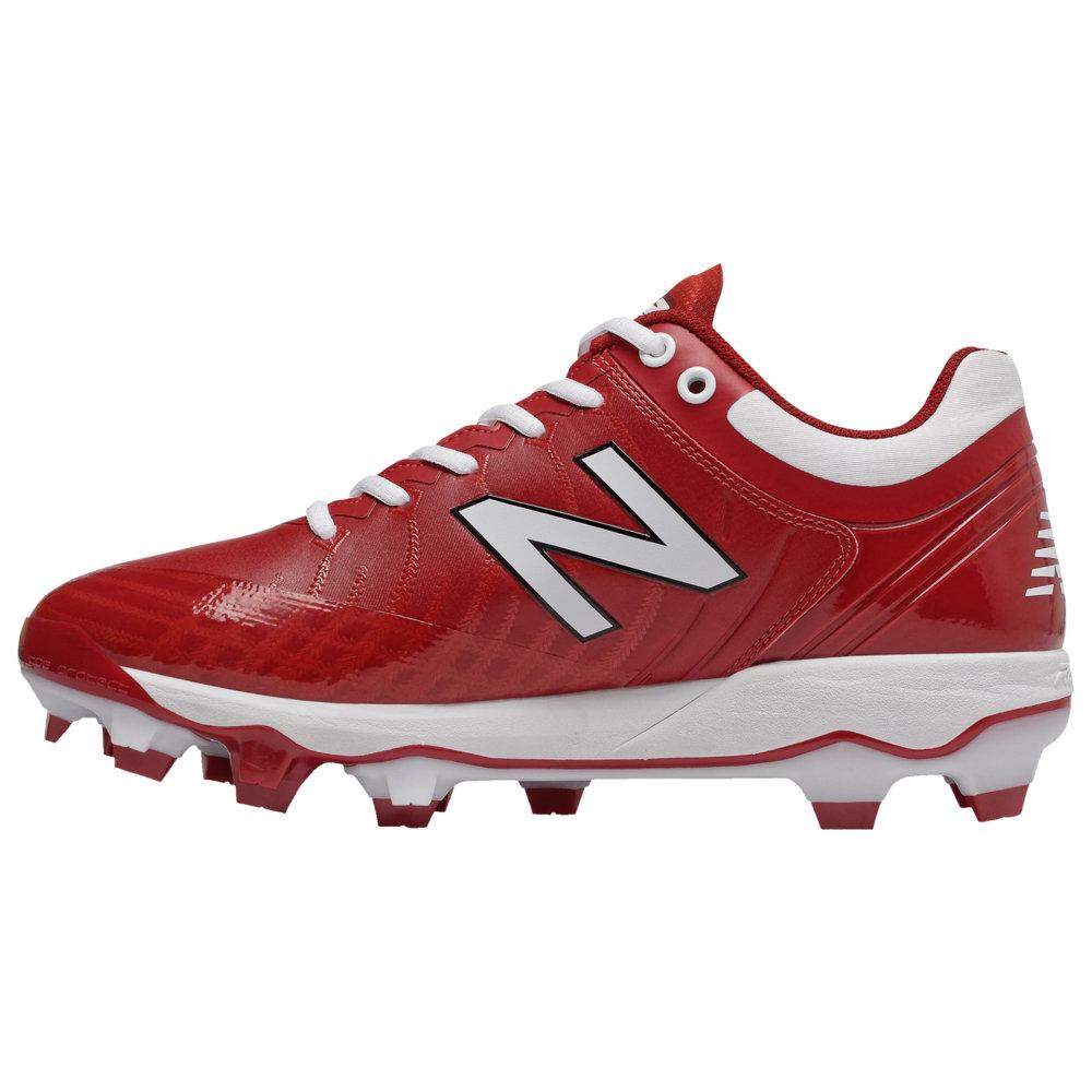 ニューバランス New Balance メンズ 野球 シューズ・靴【4040v5 TPU Low】Maroon/White