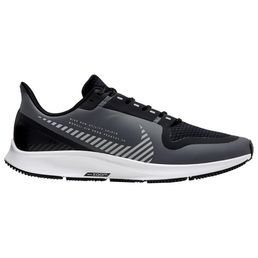 ナイキ Nike メンズ ランニング・ウォーキング エアズーム シューズ・靴【Air Zoom Pegasus 36 Shield】Cool Grey/Silver