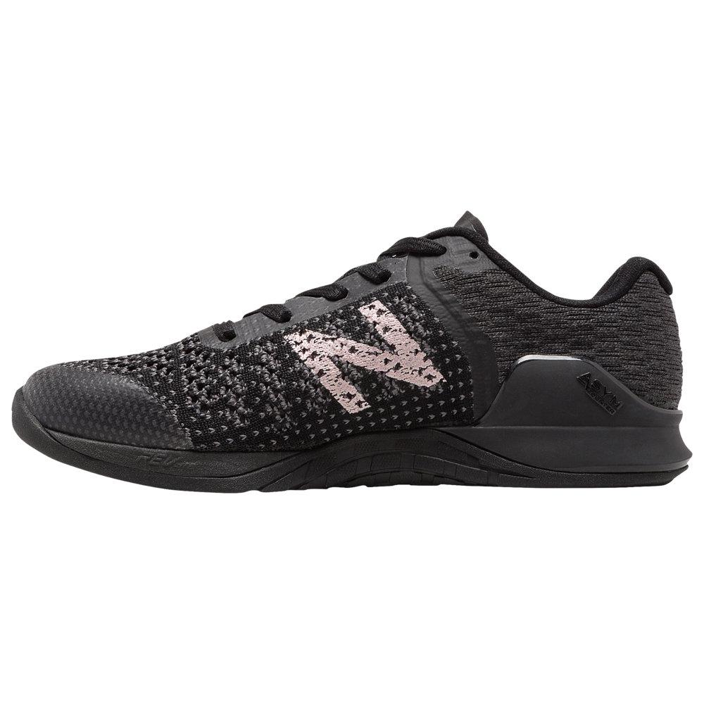 ニューバランス New Balance レディース フィットネス・トレーニング スニーカー シューズ・靴【Minimus Prevail Trainer】Black/Magnet/Champagne Metallic