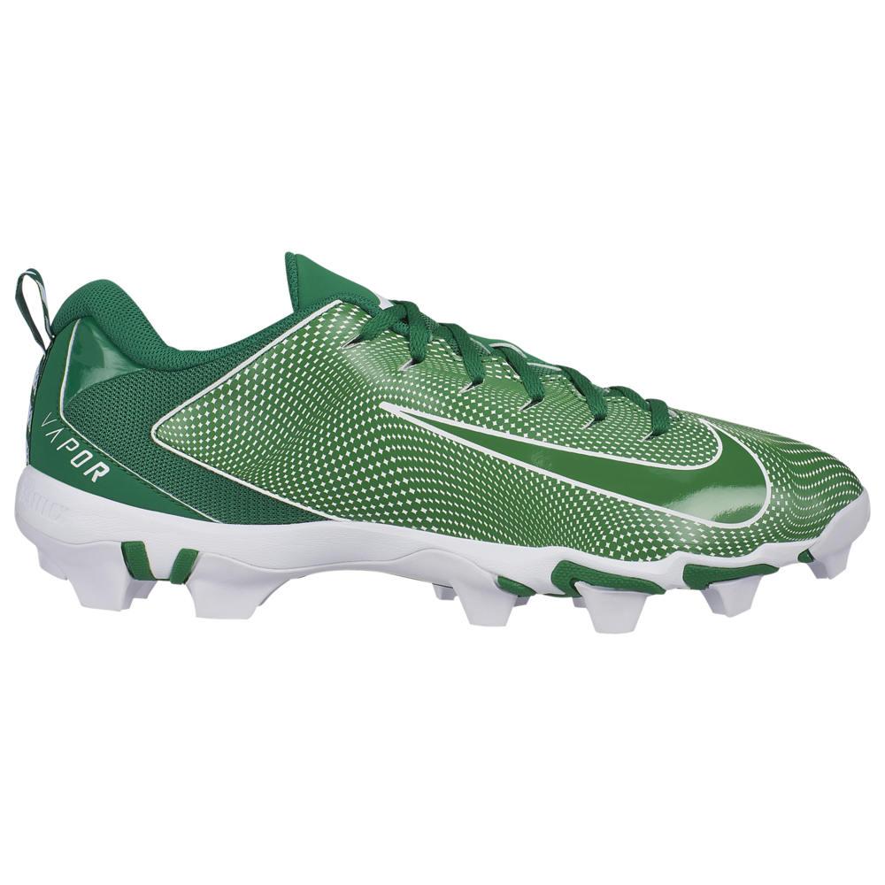 ナイキ Nike メンズ アメリカンフットボール シューズ・靴【Vapor Shark 3】Pine Green/Pine Green/White