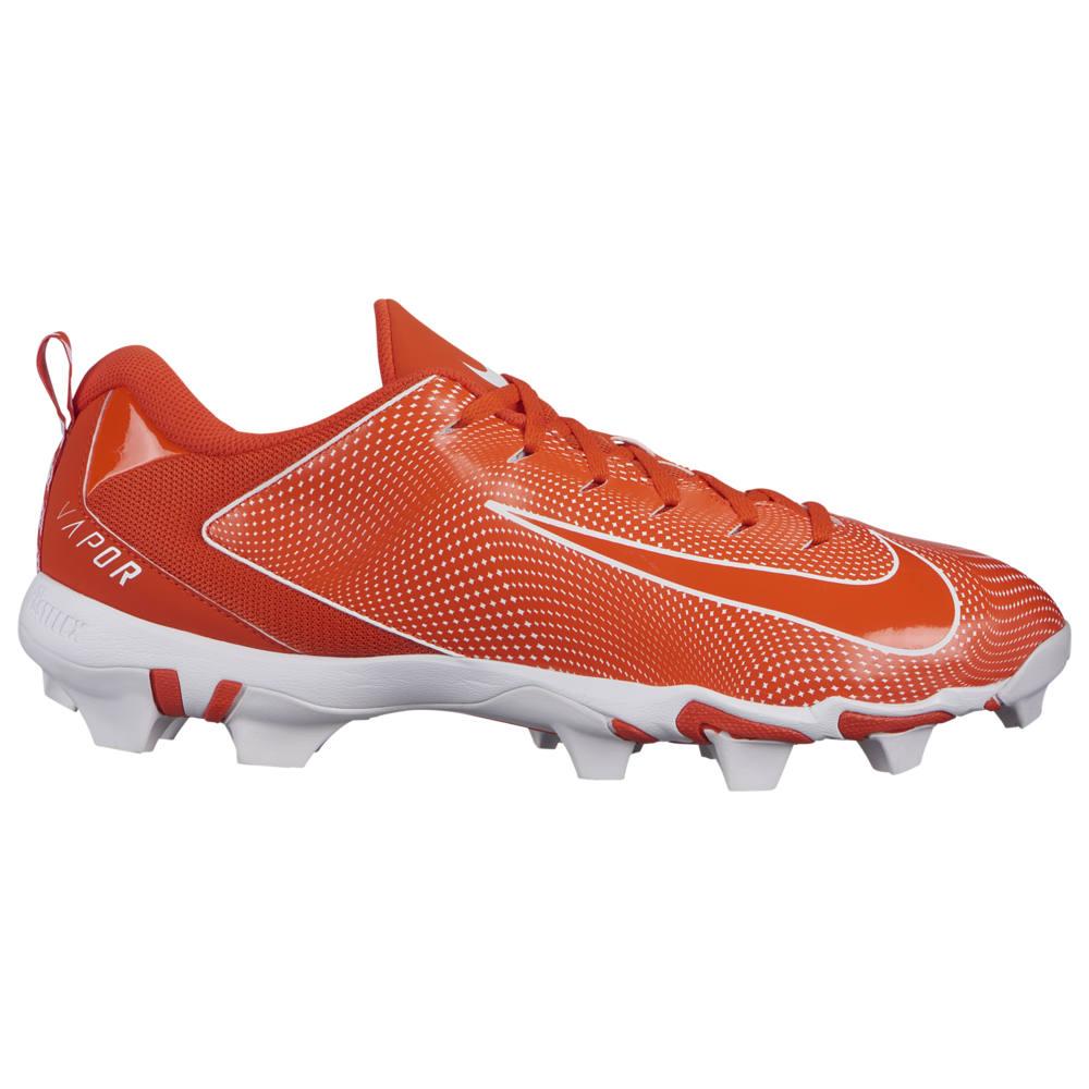 ナイキ Nike メンズ アメリカンフットボール シューズ・靴【Vapor Shark 3】Team Orange/Team Orange/White