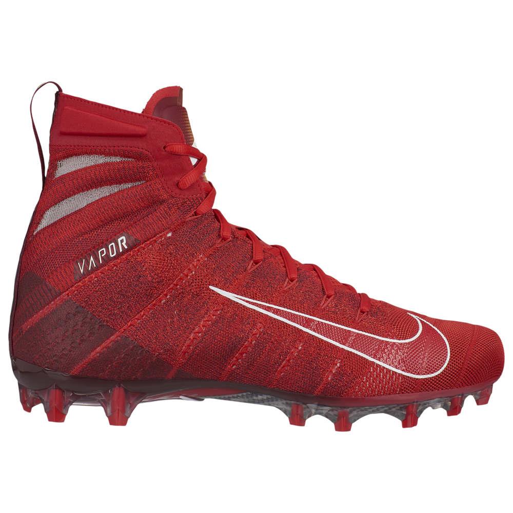 ナイキ Nike メンズ アメリカンフットボール シューズ・靴【Vapor Untouchable 3 Elite】University Red/Bright Crimson/Team Red