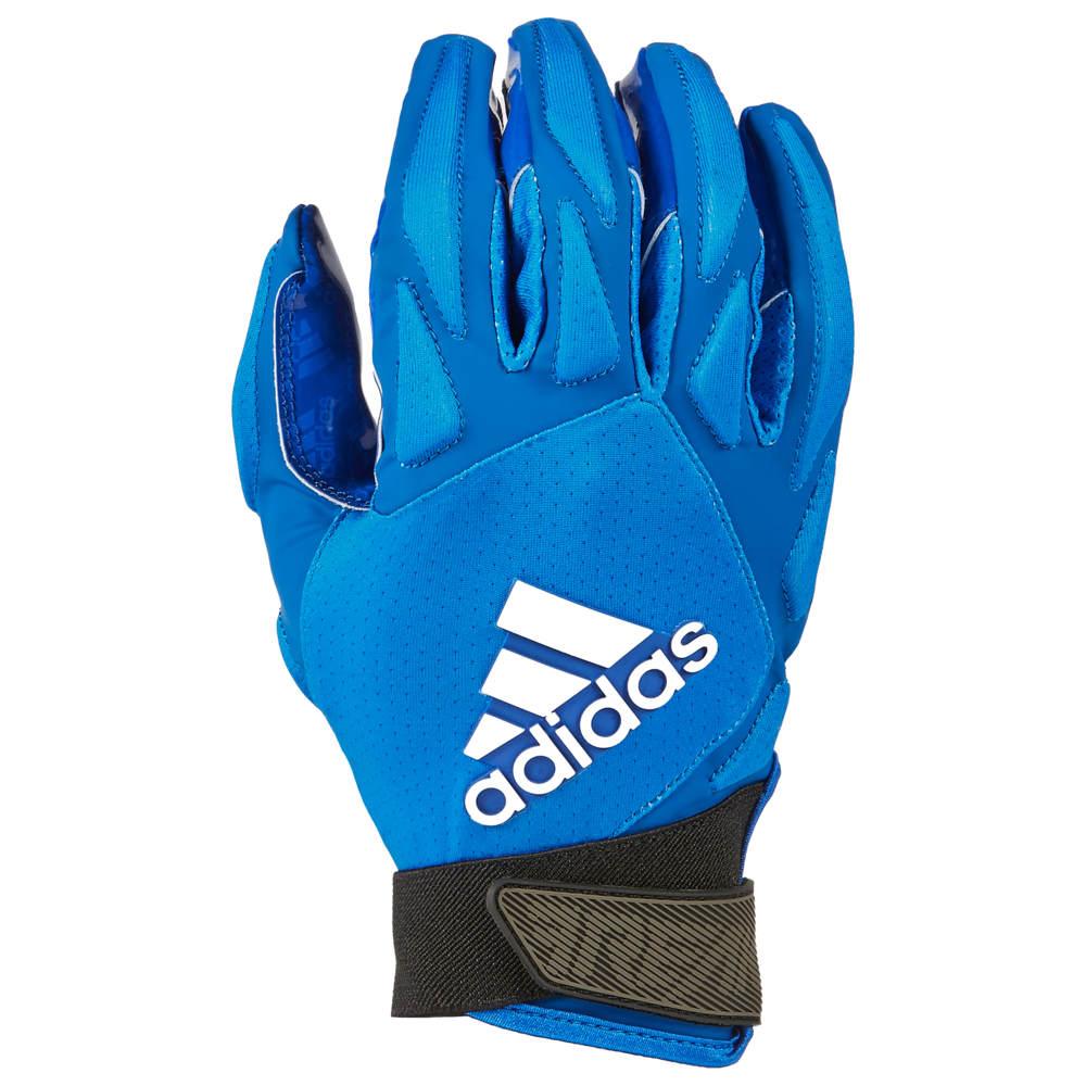 アディダス adidas メンズ アメリカンフットボール レシーバーグローブ グローブ【Freak 4.0 Padded Receiver Glove】Royal