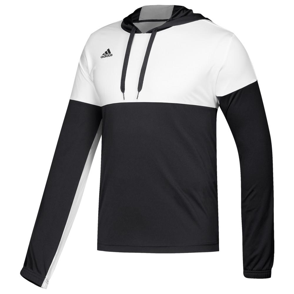 アディダス adidas メンズ バスケットボール トップス【Team Legend Shooter Shooting Shirt】Black/White