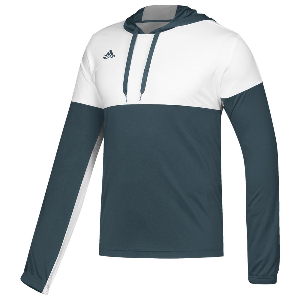 アディダス adidas メンズ バスケットボール トップス【Team Legend Shooter Shooting Shirt】Onix/White