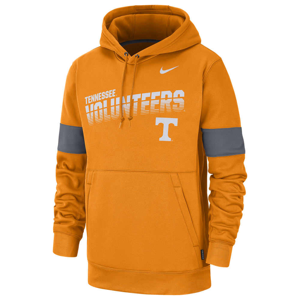 ナイキ Nike メンズ パーカー トップス【College Therma Pullover Hoodie】NCAA Tennessee Volunteers Bright Ceramic