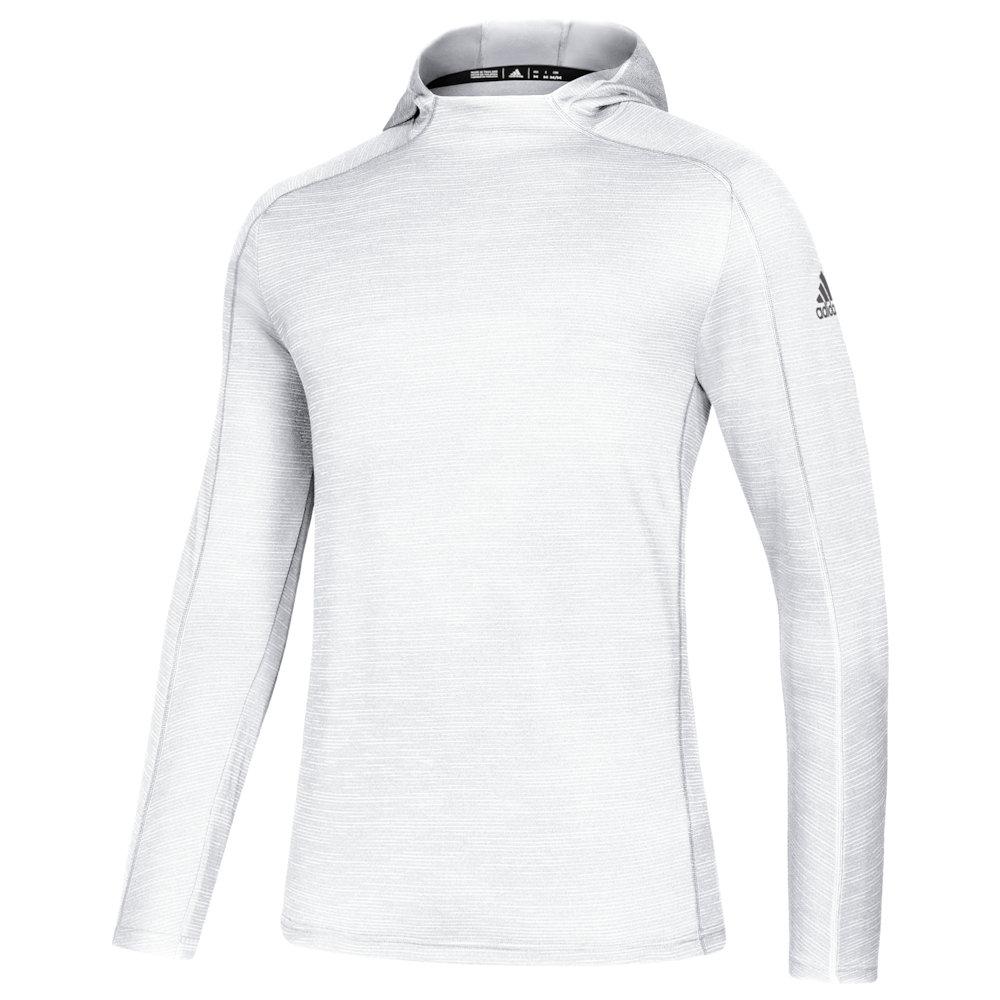 アディダス adidas メンズ フィットネス・トレーニング トップス【Team Game Mode Training Hood Top】White