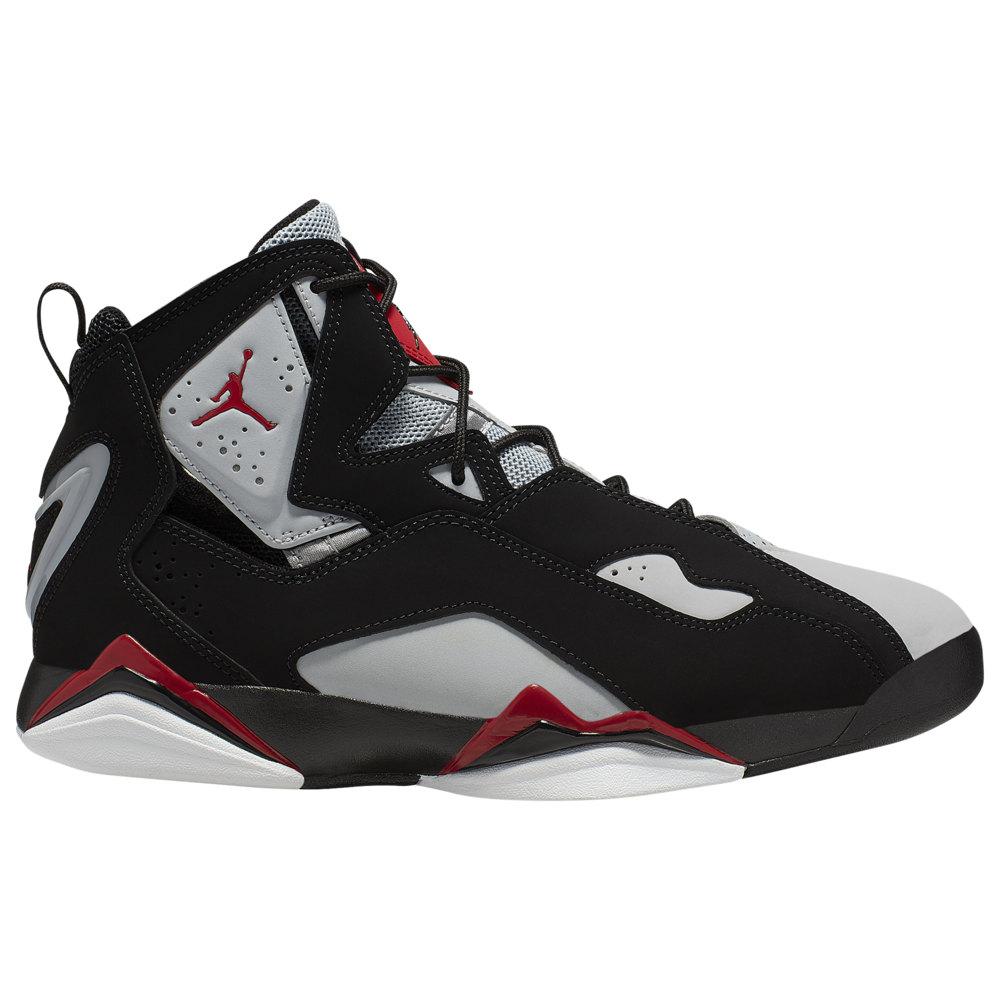 ナイキ ジョーダン Jordan メンズ バスケットボール シューズ・靴【True Flight】Black/Varsity Red/Wolf Grey/White