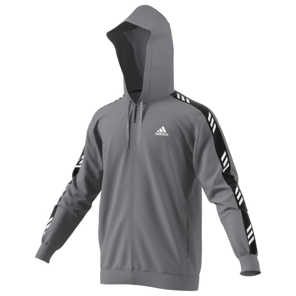 アディダス adidas メンズ バスケットボール パーカー トップス【Pro Accelerate Hoodie】Grey