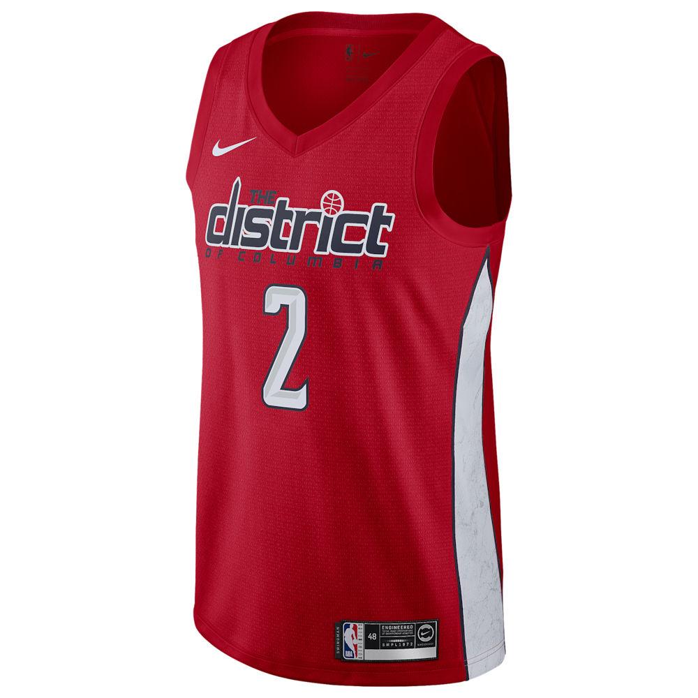 ナイキ Nike メンズ バスケットボール トップス【NBA City Edition Swingman Jersey】