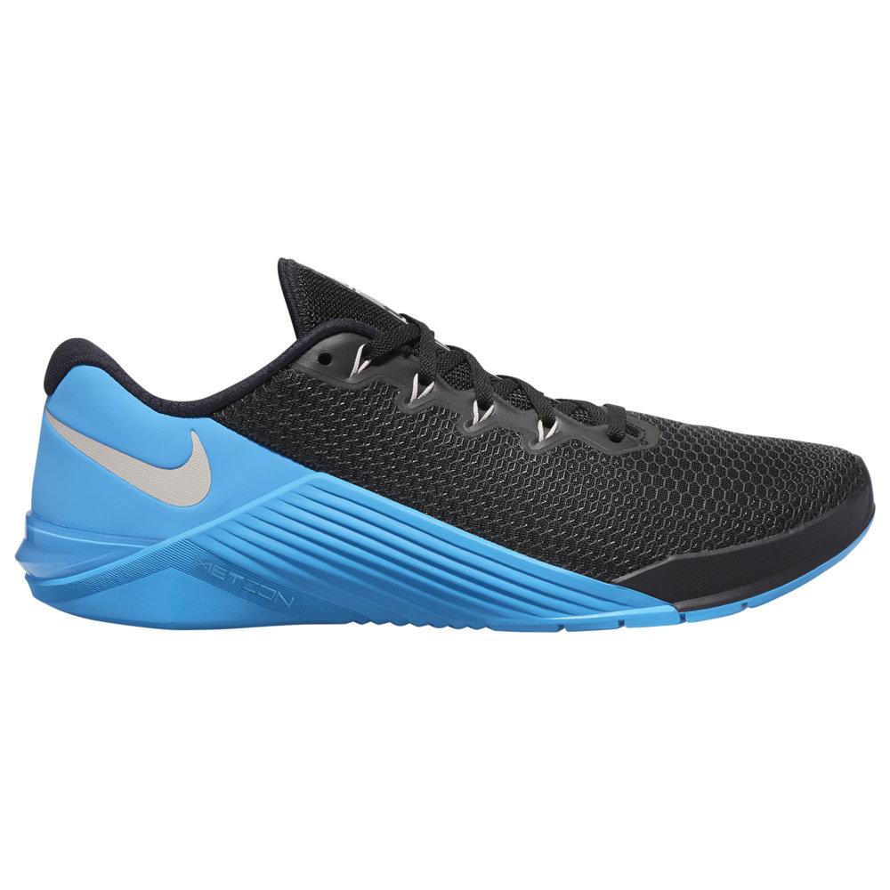 ナイキ Nike メンズ フィットネス・トレーニング シューズ・靴【Metcon 5】Black/Desert Sand/Lt Current Blue