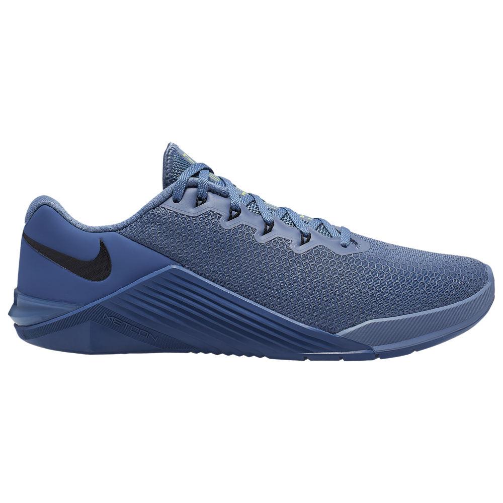 ナイキ Nike メンズ フィットネス・トレーニング シューズ・靴【Metcon 5】Ocean Fog/Black/Mystic Navy