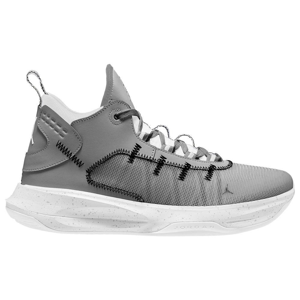 ナイキ ジョーダン Jordan メンズ バスケットボール ジャンプマン シューズ・靴【Jumpman 2020】Particle Grey/Metallic Silver/White
